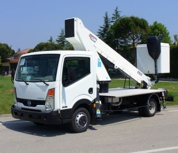 Camion nacelle VL 18 m
