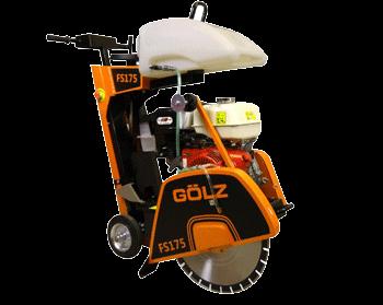 Scie à sol Golz