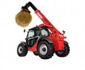 Chariot télescopique agricole 7M/3T