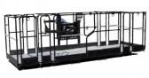 Nacelle ORH 2M25/4M 1000 kg